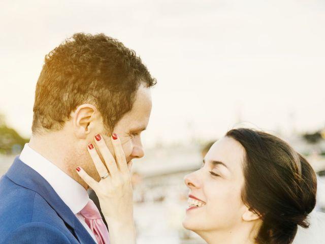 Le mariage de Michael et Ana à Paris, Paris 31