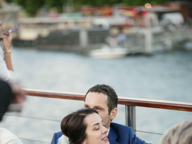 Le mariage de Michael et Ana à Paris, Paris 33