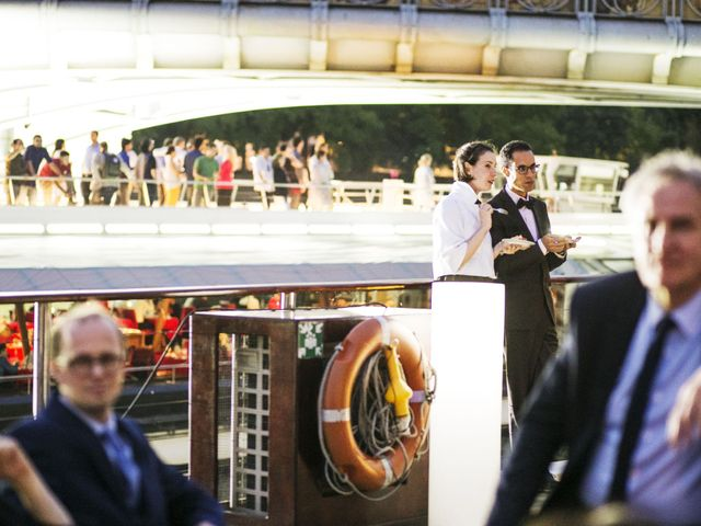 Le mariage de Michael et Ana à Paris, Paris 34