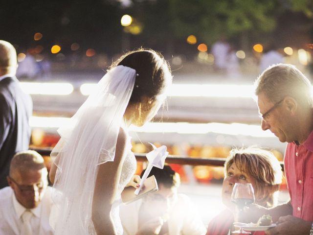 Le mariage de Michael et Ana à Paris, Paris 35