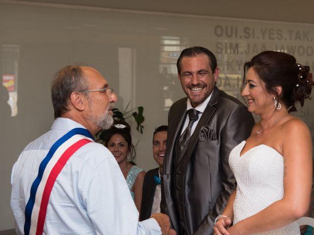 Le mariage de Thomas et Celine à Hyères, Var 22