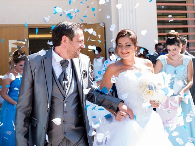 Le mariage de Thomas et Celine à Hyères, Var 25