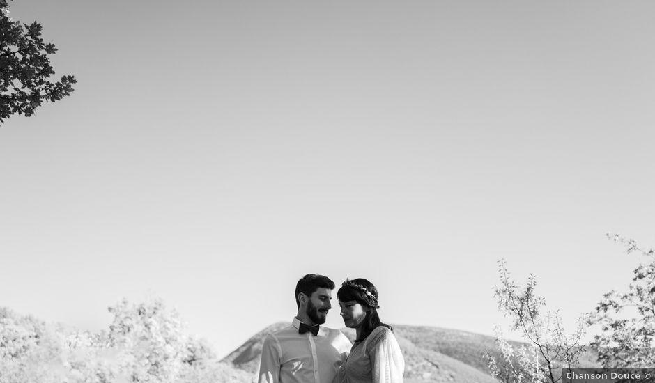 Le mariage de Loïc et Cécile à Montbrun-les-Bains, Drôme