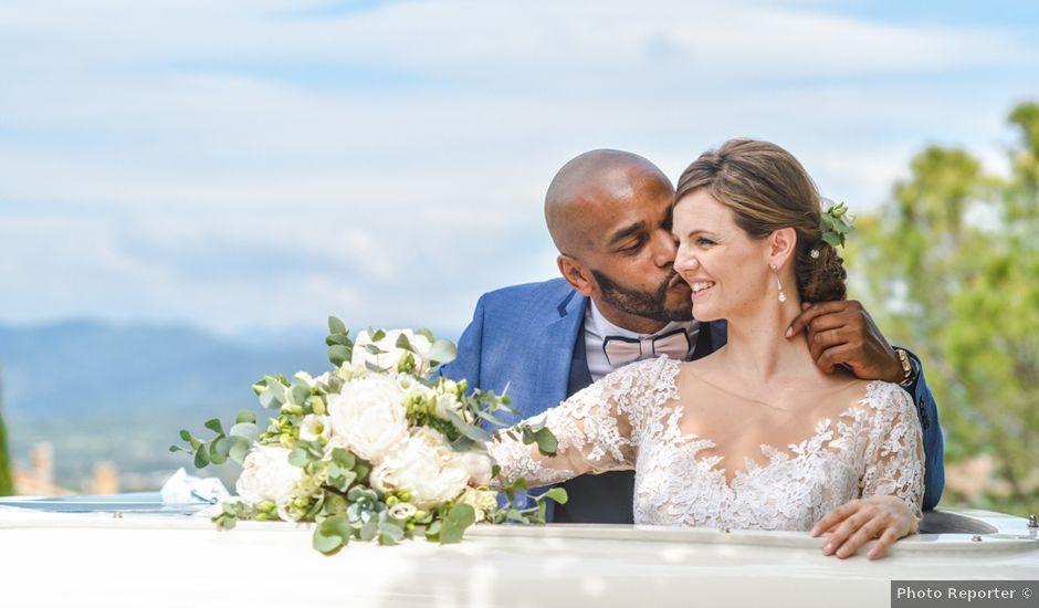 Le mariage de Thierry et Eve à Grâne, Drôme