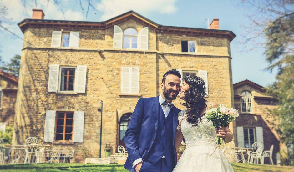 Le mariage de Sylvain et Krystel à L'Arbresle, Rhône