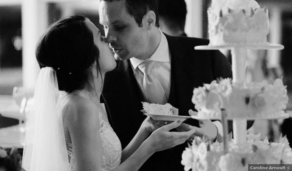Le mariage de Michael et Ana à Paris, Paris