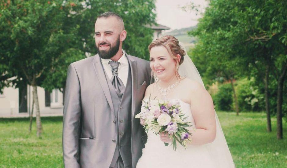 Le mariage de Mickaël et Laura à Pulnoy, Meurthe-et-Moselle