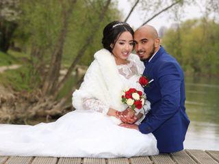 Le mariage de Saphia et Brahim