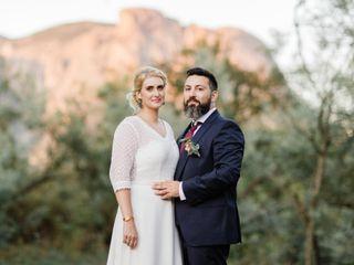Le mariage de Livia et Pierre