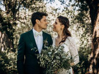 Le mariage de Virginie  et Fabien