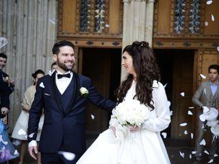 Le mariage de Johanna et Grégory