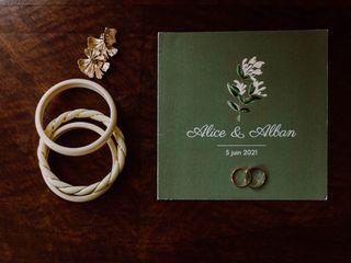 Le mariage de Alice et Alban 2
