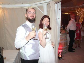 Le mariage de Ericka et Romain