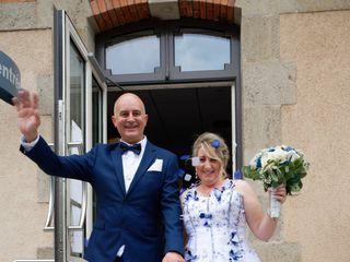 Le mariage de Annick et Eric 1