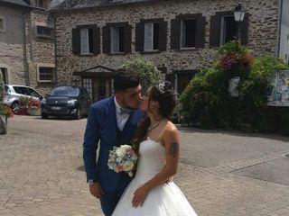 Le mariage de Pauline  et Benjamin 1
