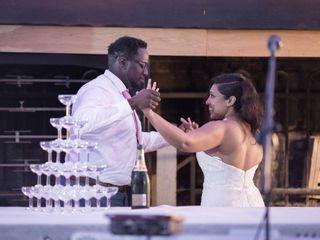 Le mariage de Vanessa et Walter 1