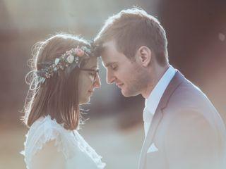 Le mariage de Claire et William