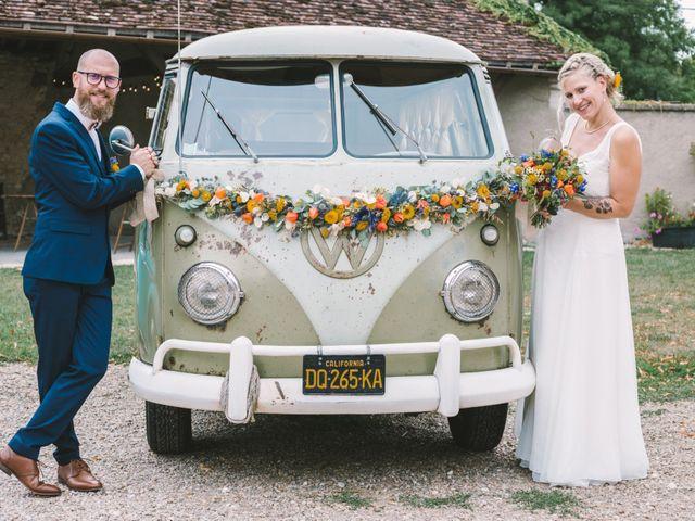 Le mariage de Alexandre et Marielle à Surgy, Nièvre 22