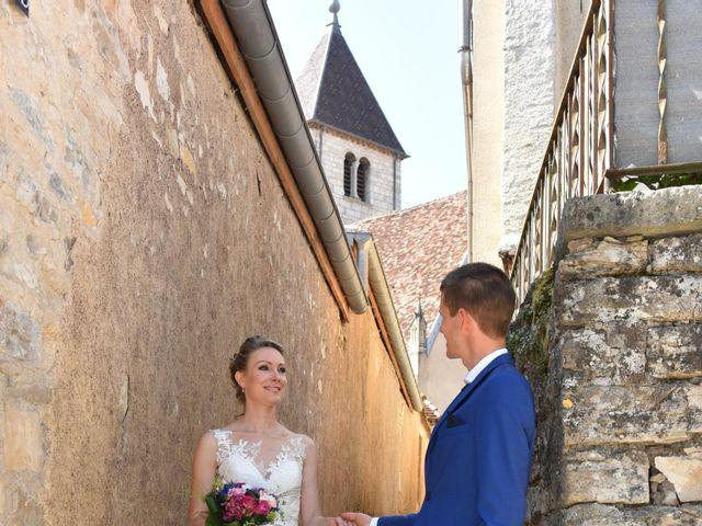 Le mariage de Maxime et Charline à Gray, Haute-Saône 16