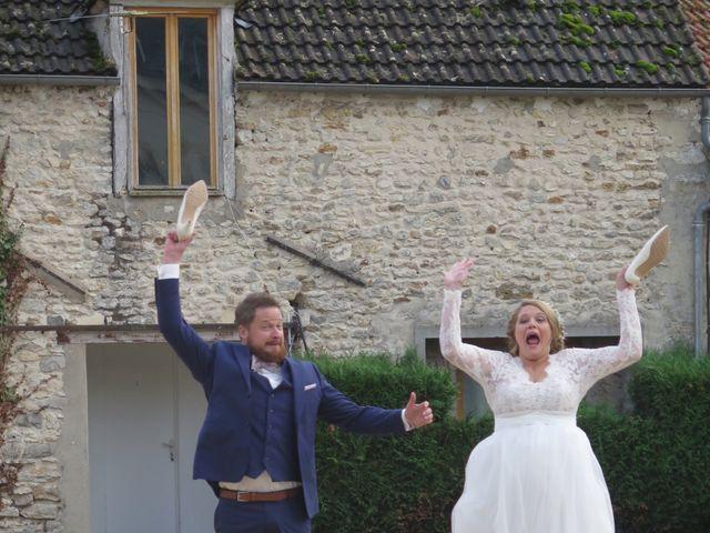 Le mariage de Ludovic et Anne-sophie  à Verrières-le-Buisson, Essonne 1