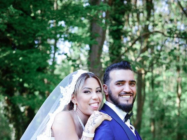 Le mariage de Ibrahim et Siham à Paris, Paris 11