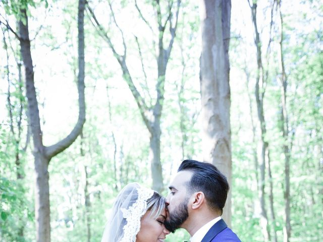 Le mariage de Ibrahim et Siham à Paris, Paris 3