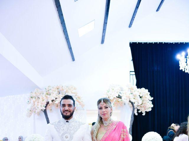 Le mariage de Ibrahim et Siham à Paris, Paris 14