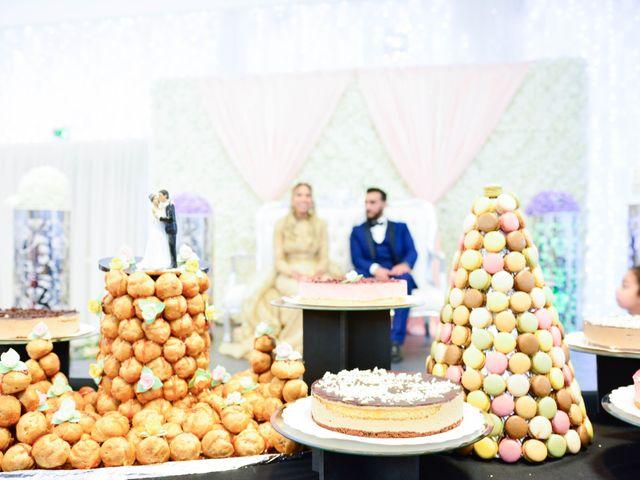 Le mariage de Ibrahim et Siham à Paris, Paris 23
