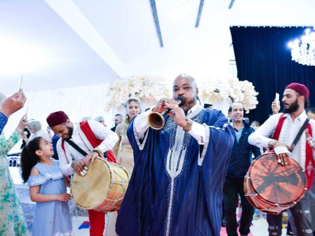 Le mariage de Ibrahim et Siham à Paris, Paris 21