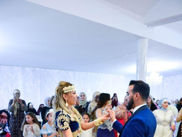 Le mariage de Ibrahim et Siham à Paris, Paris 25