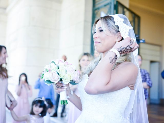 Le mariage de Ibrahim et Siham à Paris, Paris 2