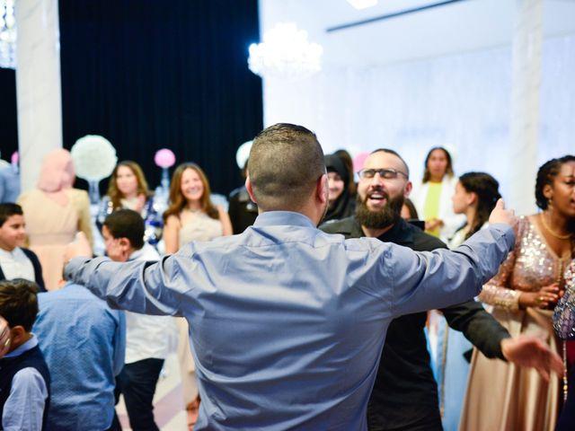 Le mariage de Ibrahim et Siham à Paris, Paris 27
