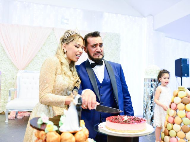 Le mariage de Ibrahim et Siham à Paris, Paris 29