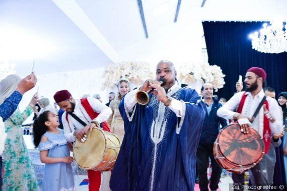 Le mariage de Ibrahim et Siham à Paris, Paris 4