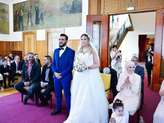 Le mariage de Ibrahim et Siham à Paris, Paris 30