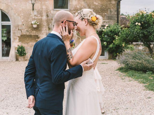 Le mariage de Alexandre et Marielle à Surgy, Nièvre 1