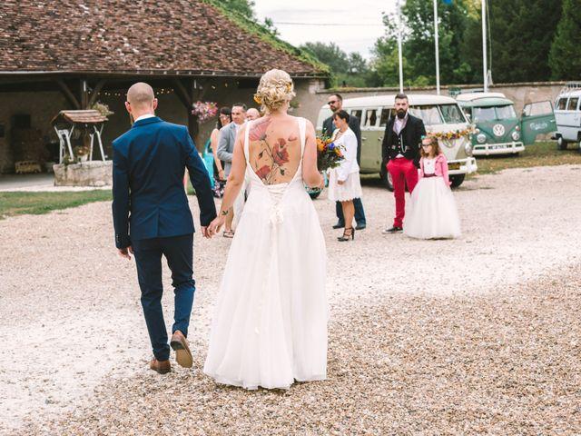 Le mariage de Alexandre et Marielle à Surgy, Nièvre 2