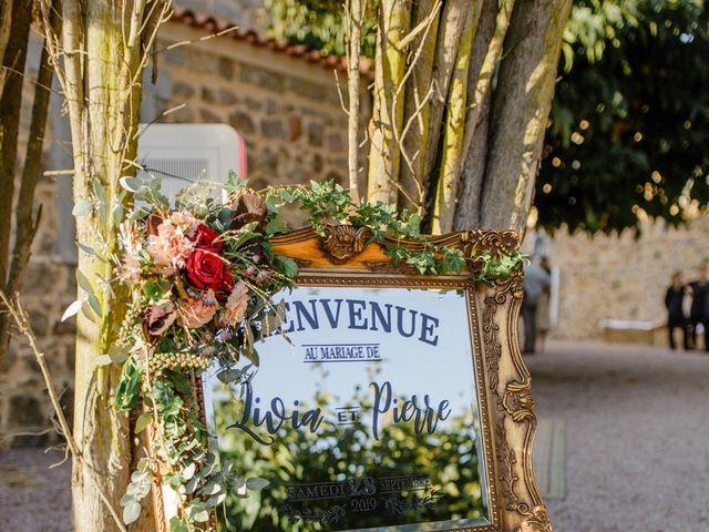 Le mariage de Pierre et Livia à Bastelicaccia, Corse 7