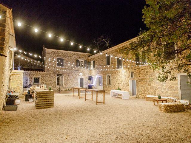 Le mariage de Pierre et Livia à Bastelicaccia, Corse 2