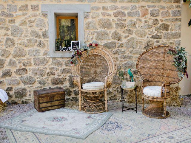 Le mariage de Pierre et Livia à Bastelicaccia, Corse 15