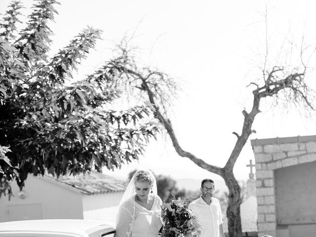 Le mariage de Pierre et Livia à Bastelicaccia, Corse 20