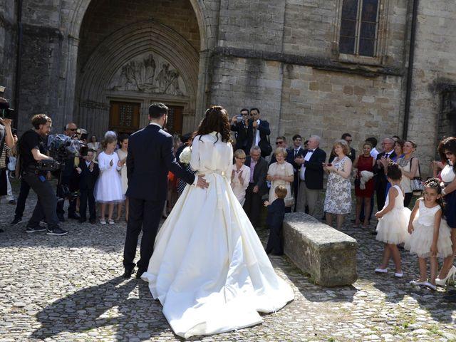 Le mariage de Grégory et Johanna à Lodève, Hérault 3