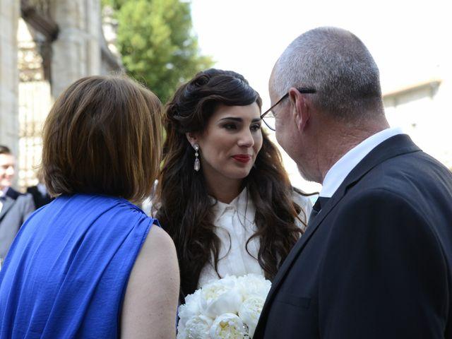 Le mariage de Grégory et Johanna à Lodève, Hérault 4