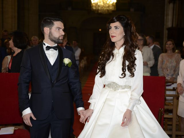 Le mariage de Grégory et Johanna à Lodève, Hérault 5