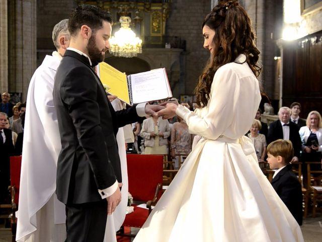 Le mariage de Grégory et Johanna à Lodève, Hérault 6