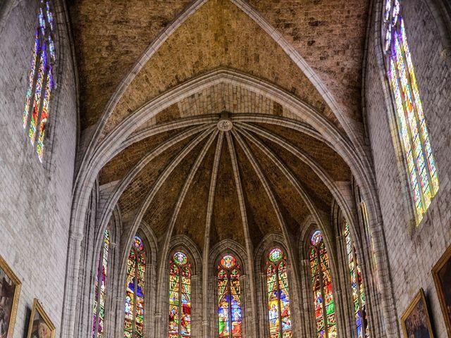 Le mariage de Grégory et Johanna à Lodève, Hérault 7