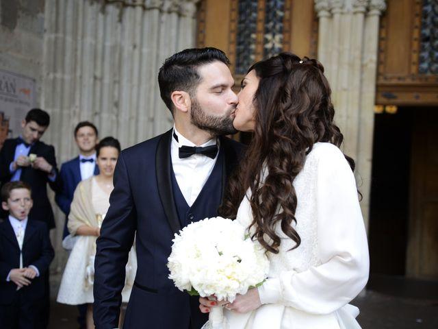 Le mariage de Grégory et Johanna à Lodève, Hérault 11