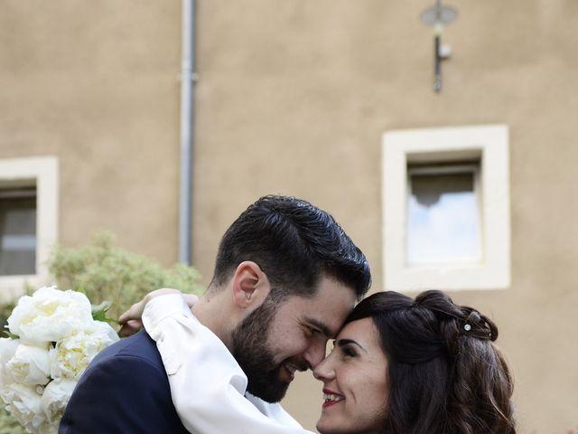 Le mariage de Grégory et Johanna à Lodève, Hérault 18