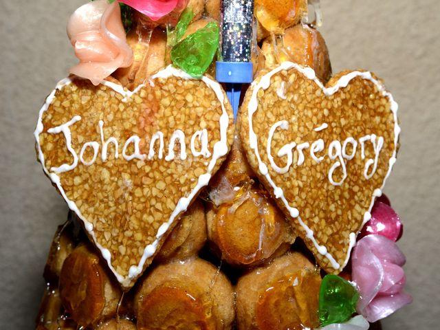 Le mariage de Grégory et Johanna à Lodève, Hérault 32