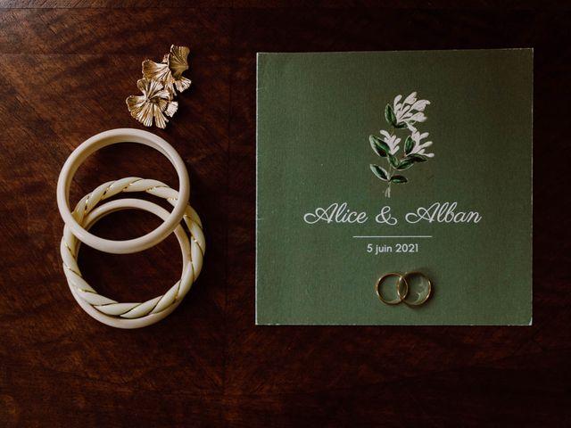 Le mariage de Alban et Alice à Maray, Loir-et-Cher 4